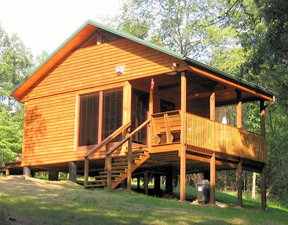 hocking in hills camping cabins cheap htm ohio
